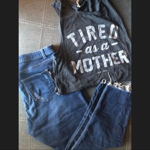 Juicy Couture Cropped Jeans